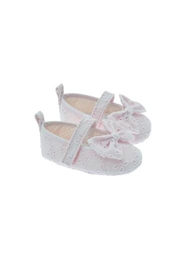 Freesure 211619 Pembe Freesure Kız Bebek Patik Bebek Ayakkabı  Pembe
